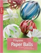 Designstreifen, Paperballs, Ursus Papierstreifen. Paper Balls 3d Papier