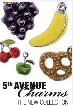 5th Avenue Big Charms Kettenanh�nger Rico Design