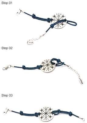 Ipanema Armbänder, Rico Design, Wechselschmuck,