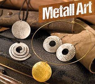 Metall Art Schmuckgestaltung
