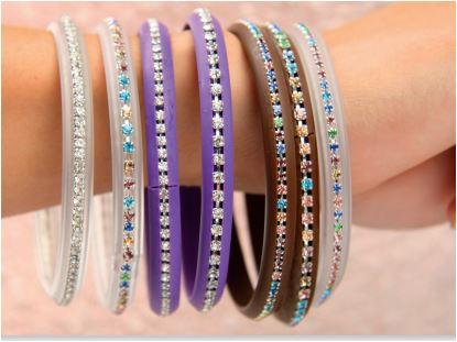 Crystal Joy Strass Armbänder