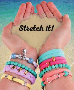 Stretch it Baender, Trendschmuck 2015
